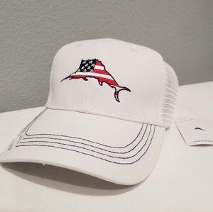 9414c488 Tommy Bahama Accessories | Logo Mesh Hat | Poshmark